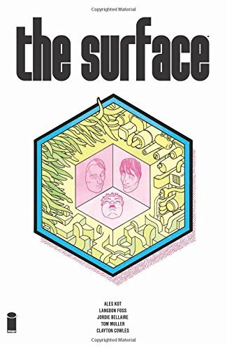 Ales Kot The Surface Volume 1