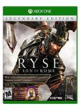 Xbox One Ryse Legendary Edition Ryse Legendary Edition