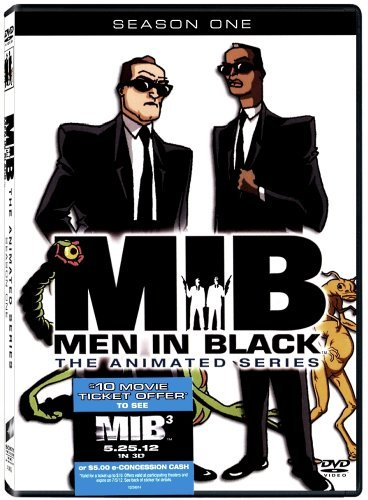 Men In Black The Animated Series Season 1