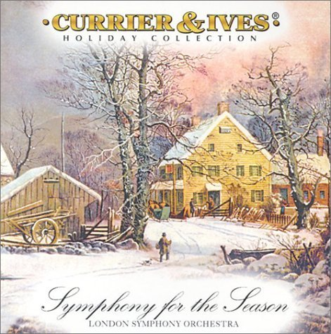 Various Currier & Ives Symphony For The Season