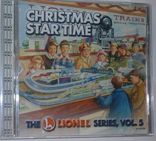 Robert Goulet Ray Conniff Singers Doris Day Lyn Christmas Star Time The Lionel Series Vol. 5