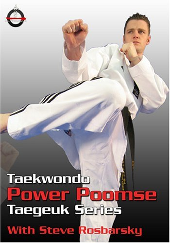Power Poomse Taegeuk Series