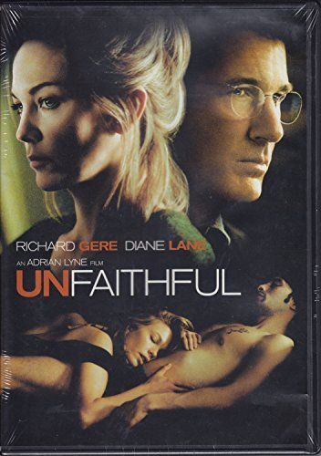 Richard Gere Diane Lane Adrian Lyne Unfaithful