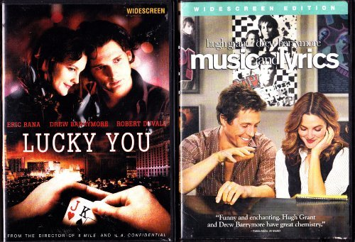 Music And Lyrics Lucky You Drew Barrymore 2 Pa