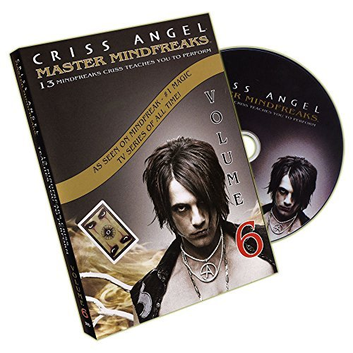 Chriss Angel Criss Angel Master Mindfreaks Volume 6
