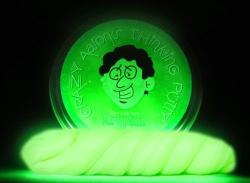 Crazy Aaron's Glow Krypton Glow In The Dark