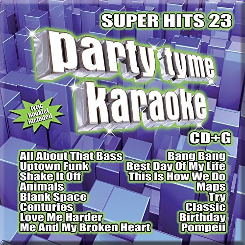 Party Tyme Karaoke Super Hits 23