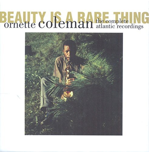 Ornette Coleman Beauty Is A Rare Thing Complete Altlantic Recordings 6 CD