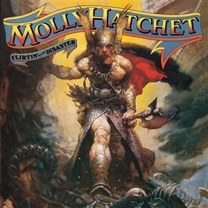 Molly Hatchet Flirtin' With Disaster