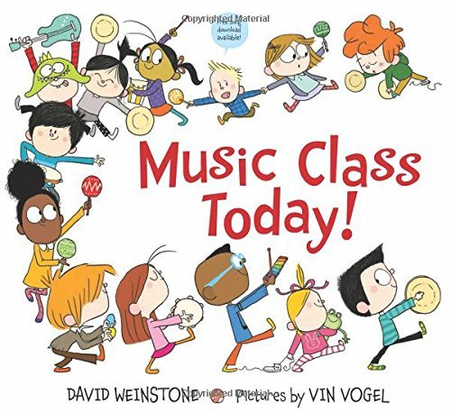 David Weinstone Music Class Today!