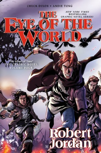 Robert Jordan The Eye Of The World The Graphic Novel Volume Four