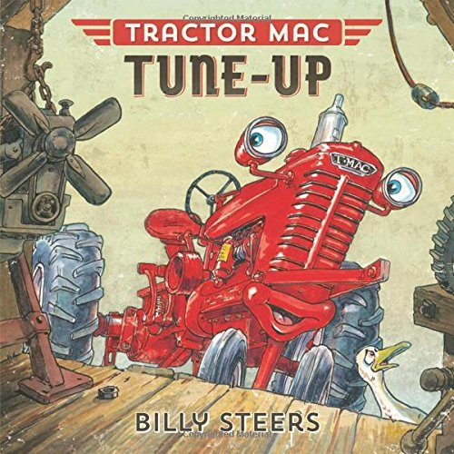 Billy Steers Tractor Mac Tune Up