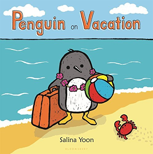 Salina Yoon Penguin On Vacation