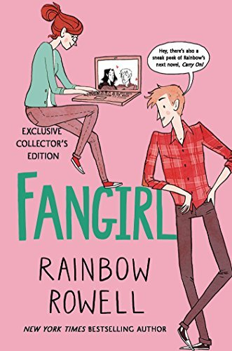 Rainbow Rowell Fangirl Special