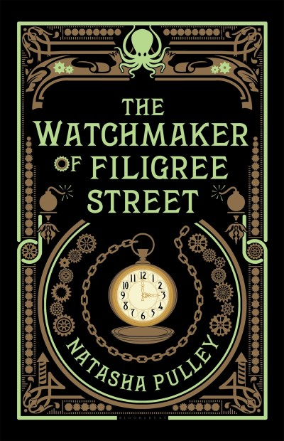 Natasha Pulley The Watchmaker Of Filigree Street
