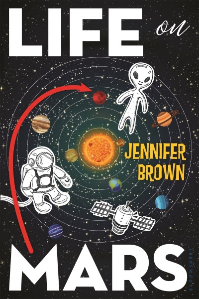 Jennifer Brown Life On Mars