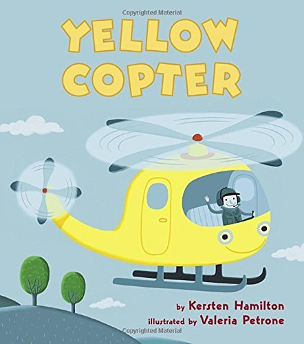 Kersten Hamilton Yellow Copter