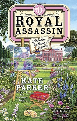 Kate Parker The Royal Assassin