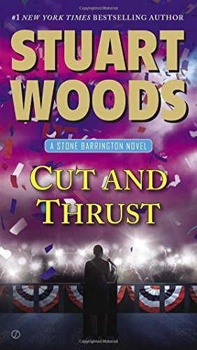 Stuart Woods Cut And Thrust