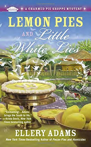 Ellery Adams Lemon Pies And Little White Lies