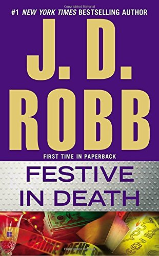 J. D. Robb Festive In Death