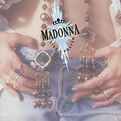 Madonna Like A Prayer Vinyl Reissue