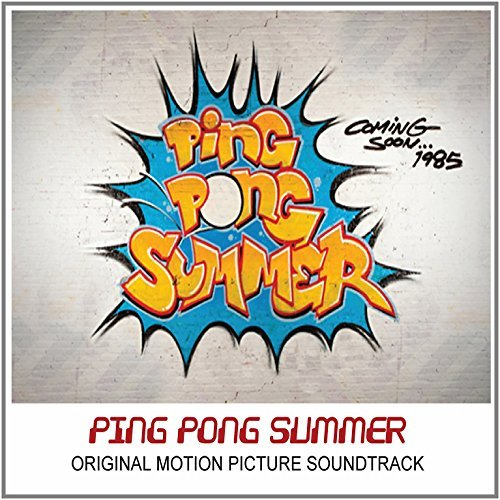 Ping Pong Summer Soundtrack Lp