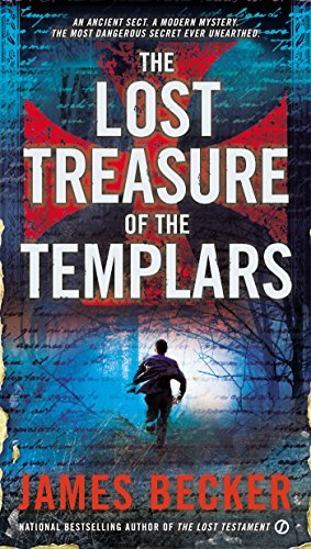 James Becker The Lost Treasure Of The Templars