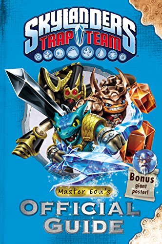 Activision Publishing N A Skylanders Trap Team Master Eon's Official Guide