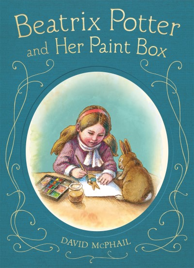 David Mcphail Beatrix Potter And Her Paint Box