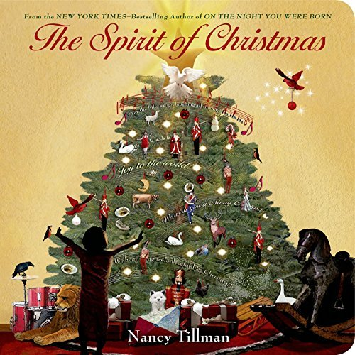Nancy Tillman The Spirit Of Christmas