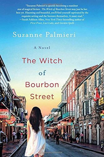 Suzanne Palmieri The Witch Of Bourbon Street