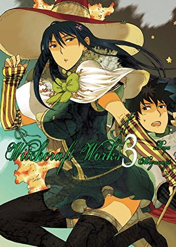 Ryu Mizunagi Witchcraft Works Volume 3