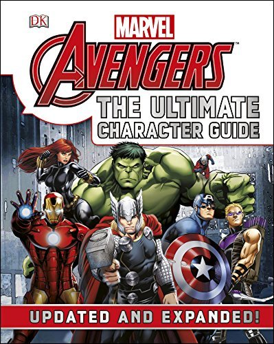 Alan Cowsill Marvel The Avengers The Ultimate Character Guide