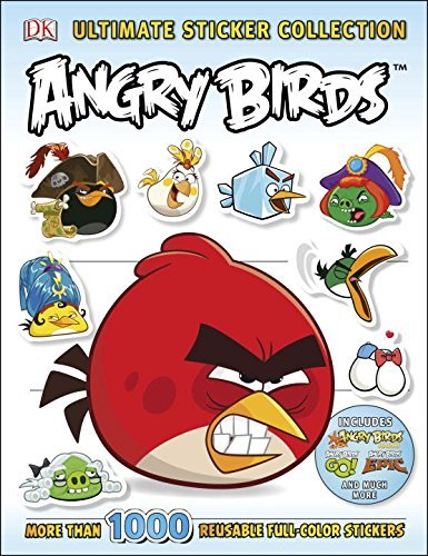 Ultimate Sticker Collection Angry Birds