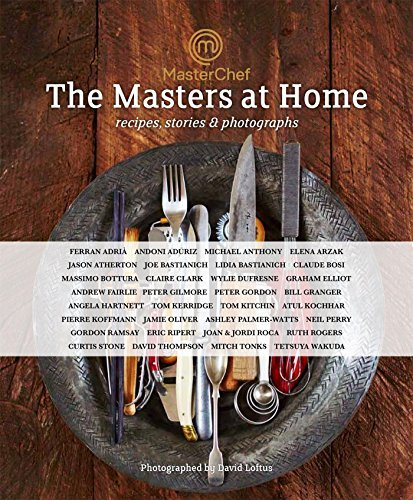 Various Masterchef The Masters At Home Recipes Stories And Photogr
