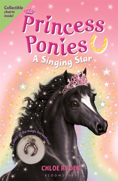 Chloe Ryder Princess Ponies 8 A Singing Star