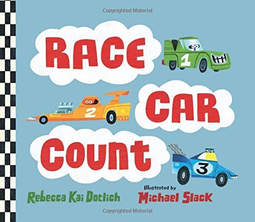 Rebecca Kai Dotlich Race Car Count