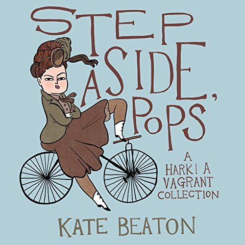 Drawn & Quarterly Firm Step Aside Pops A Hark! A Vagrant Collection