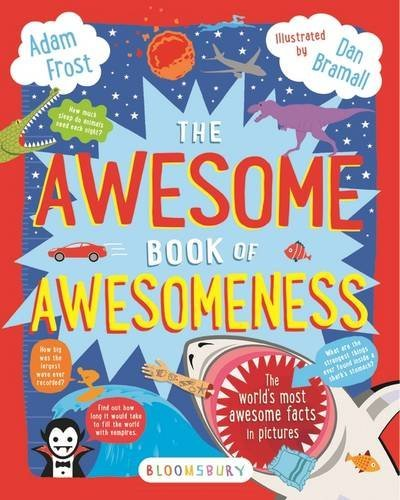 Adam Frost The Awesome Book Of Awesomeness