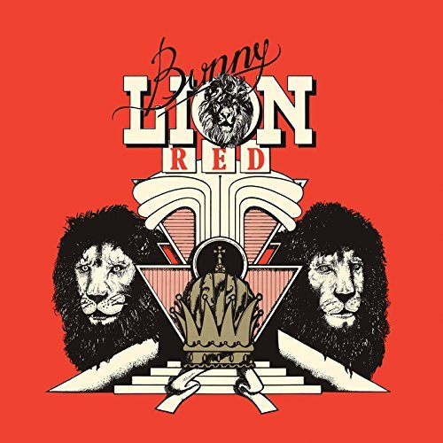 Bunny Lion Red