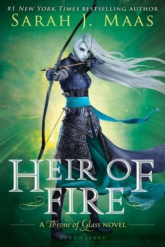 Sarah J. Maas Heir Of Fire
