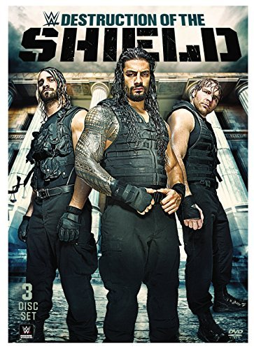 Wwe Destruction Of The Shield DVD