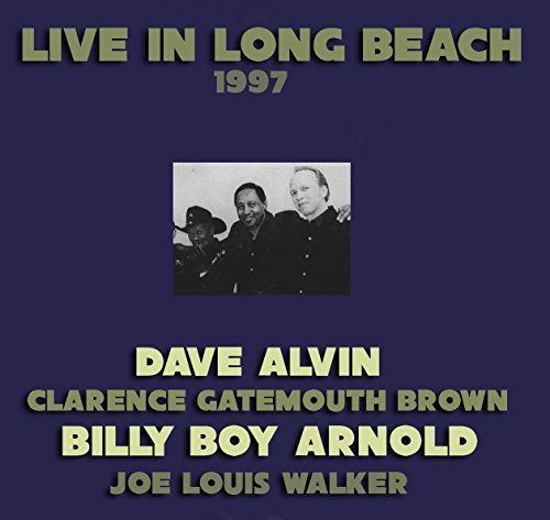 Dave Alvin Live In Long Beach 1997