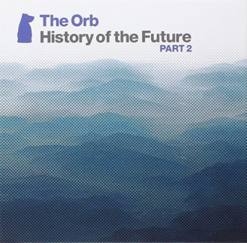 The Orb History Of The Future Part 2 3cd DVD Box