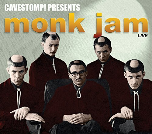Monks Monk Jam Live At Cavestomp