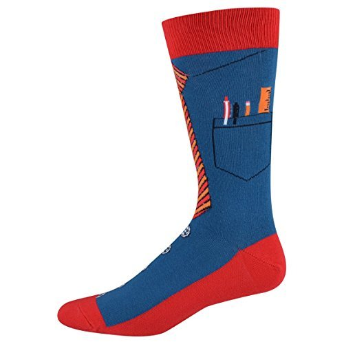 Socks Mens Crew Geek