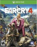 Xbox One Far Cry 4 Replenishment Sku Far Cry 4