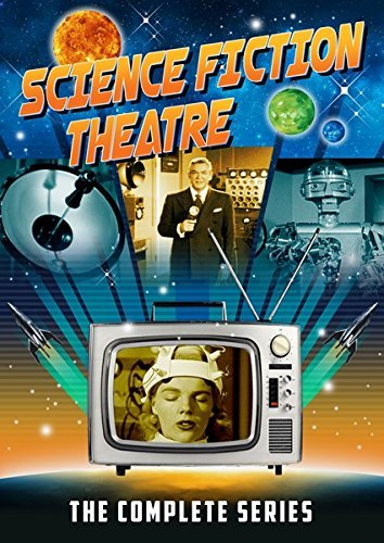Science Fiction Theatre The Complete Series DVD