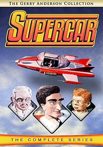 Supercar The Complete Series DVD